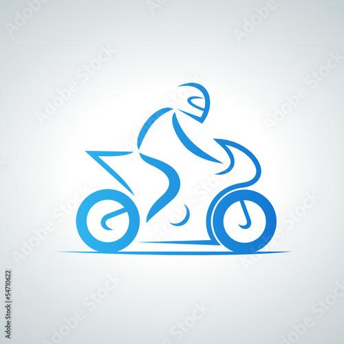 Wall mural moto gp logo 2013_07 - 01