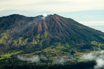 Volcano on Costa Rica