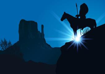 Monument Valley Indien