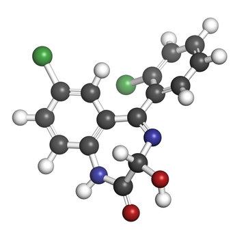 Lorazepam sedative and hypnotic drug (benzodiazepine class)
