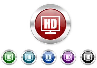 hd icon set