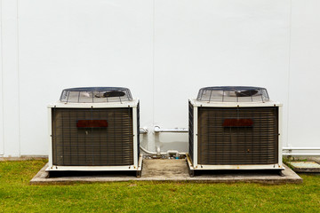 a large air condition