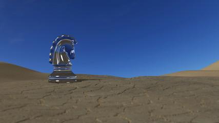 Knight in the Desert II