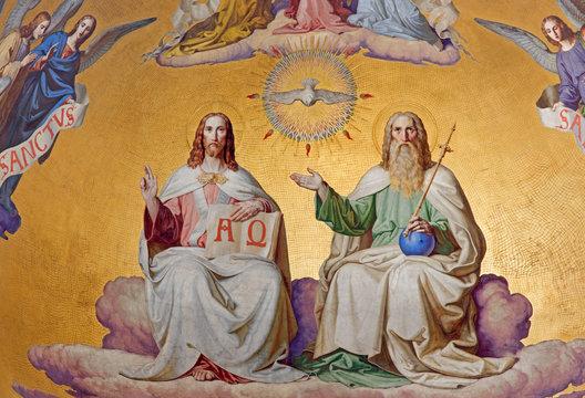 Vienna -  Holy Trinity in Altlerchenfelder church