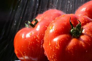 Soczyste pomidory