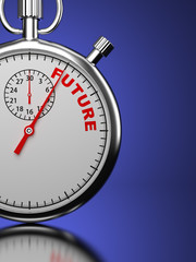 """Future"" Business Concept."