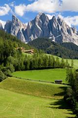 Odle-Geisler Dolomites massif