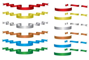 ribbon collection design