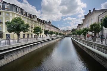 Karlovy Vary, center