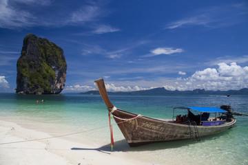 Amazing seascape near Krabi