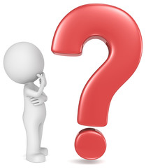 Red Question Mark Transparent Background