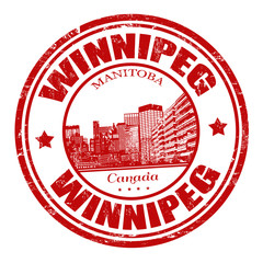 Winnipeg  stamp