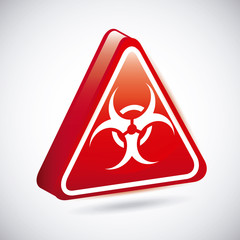 biohazard signs
