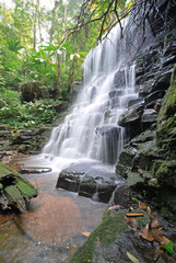 Man Dang Waterfall