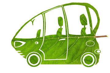 Green bio car concept
