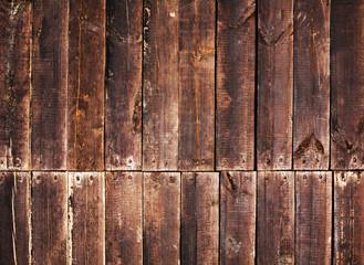 Old grunge wood background