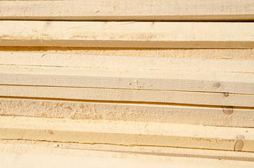 Stack of timber wood texture