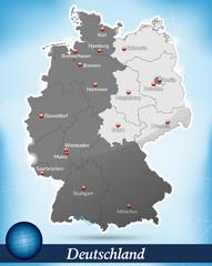 Geteiltes Deutschland