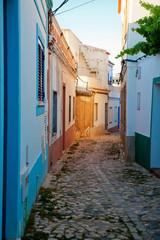 Wall Mural - Eine Strasse in der Algarve