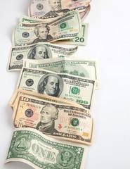 money american all dollar bills