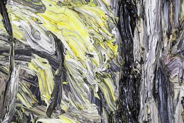 Oil Colours