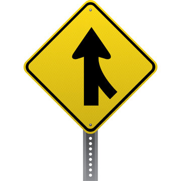 Merging traffic