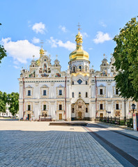 Kiev-Pechersk Lavra in Kiev, Ukraine.
