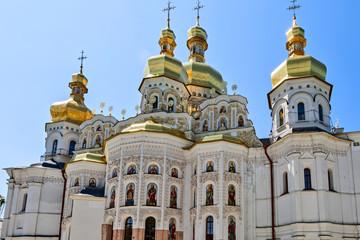 Foto op Aluminium Kiev Kiev-Pechersk Lavra in Kiev, Ukraine.
