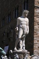 Fontaine de Neptune, Florence (Italie)