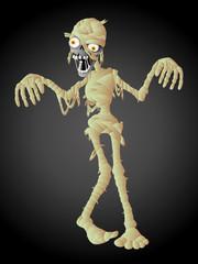 Mummy halloween.