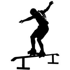 Skateborder 03