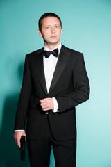 agent bond 007