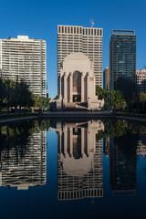 Anzac War Memorial in Sydney Hyde Park