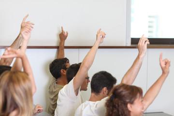 Aktive Studenten