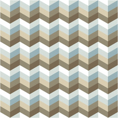 Photo sur Toile ZigZag abstract geometric pattern background