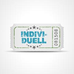ticket v3 individuell I