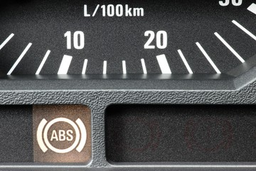 Kontrollleuchte ABS