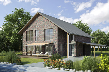 Einfamilienhaus 2