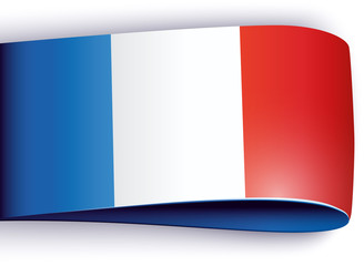 vector product label france