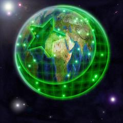 Исламизация мира. Концепция