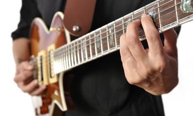 Acorde de guitarra