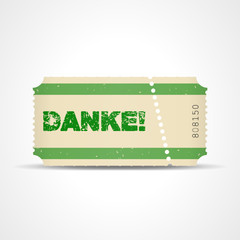 ticket v3 danke! II