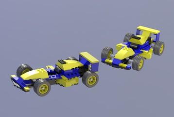 f1 toy car