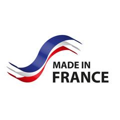 Made in France Vektor