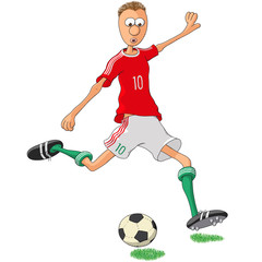 Giocatore Ungheria