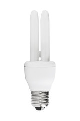 Fluorescent lamp isolated
