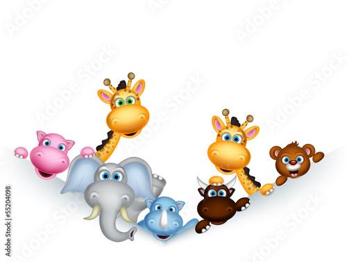 Baby animal Clip Art Vector Graphics 50821 Baby animal