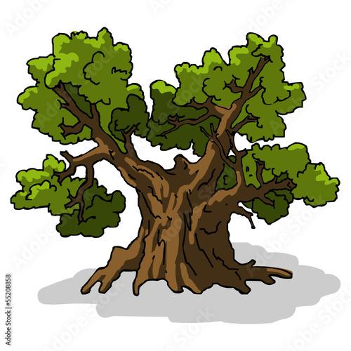Baum comic stockfotos und lizenzfreie bilder auf fotolia - Baum comic bilder ...