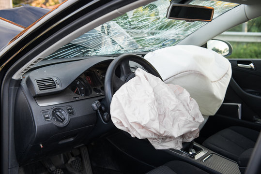 Unfall - Airbag