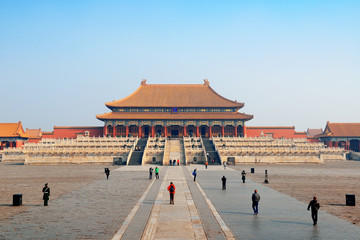 Wall Mural - Forbidden City